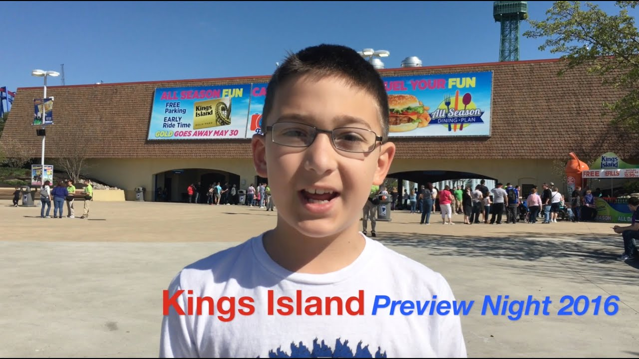 When Does Kings Island Opening Day