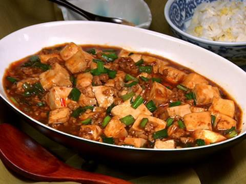 How to Make Mapo Tofu (Mabo Dofu Recipe) | Cooking with Dog