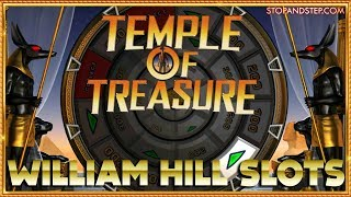 ⚡️LIGHTNING LEOPARD & TEMPLE OF TREASURE 🐆 in William Hill  !