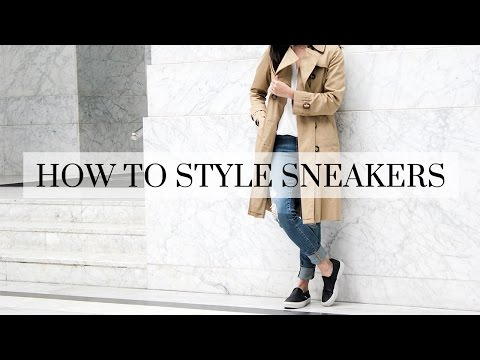 How To Style Sneakers | LookMazing