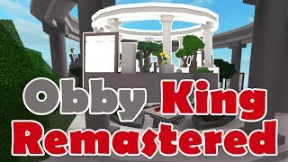 Obby King Remastered Official Trailer ROBLOX