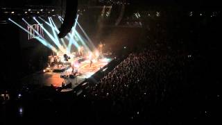 Hozier - Work Song Live Auckland 5 November 2015 at Vector Arena