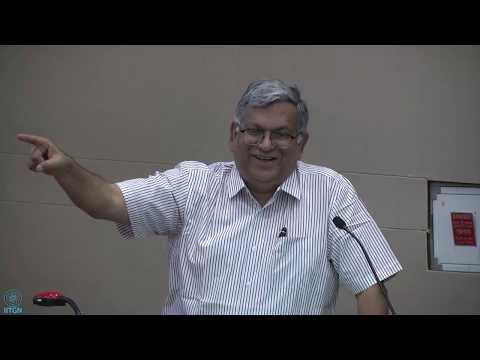 Welcome note by Prof. Sudhir Jain | Director | IIT Gandhinagar