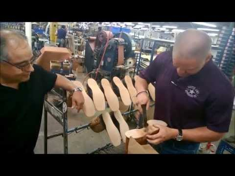 Visiting the Tony Lama Boot Factory