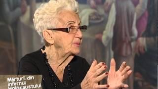 Mărturii Din Infernul Holocaustului - Interviu Cu Gabriela Bone
