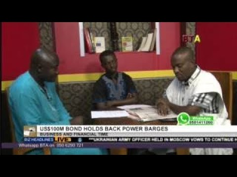 Bond Holds Back Power Barges On Reporters Blog 1
