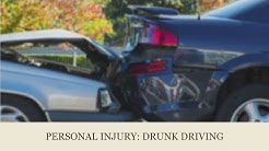 Personal Injury & Auto Accident Lawyer in Miami, FL - Drunk Driving