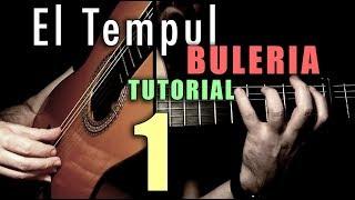Mixed Technique Exercise - 6 - El Tempul (Bulerias) INTRO by Paco de Lucia