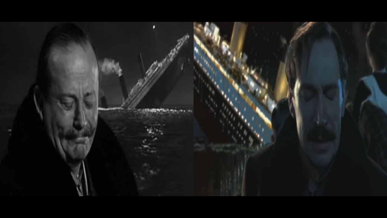 Download A Night to Remember 1958 vs Titanic 1997