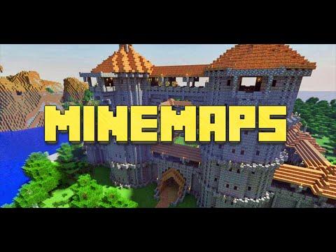 Minemaps скачать приложение