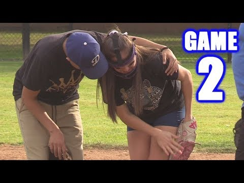 CIARA GETS HURT! | Offseason Softball Series | Game 2