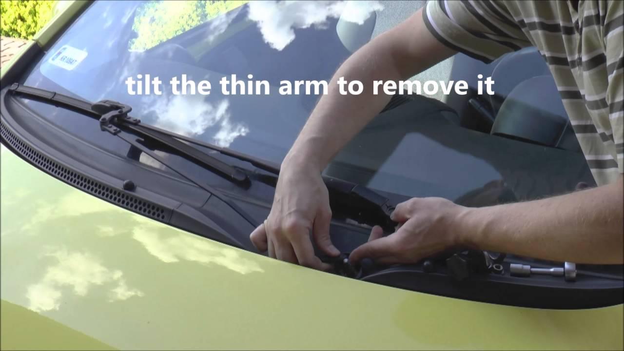 NEW Rear Wiper Arm /& Blade Citroen C1 2005-// Peugeot 107 2005 WINDSCREEN WINDOW