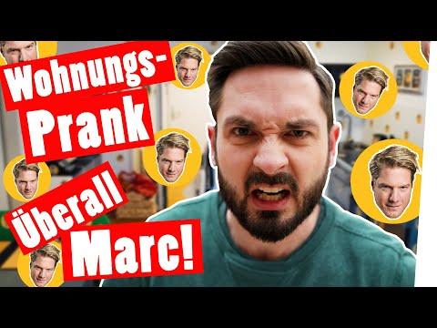 Bestrafung *mit GEWINNSPIEL: Marcs Wohnungs-Prank für Meini! || Das schaffst du nie!