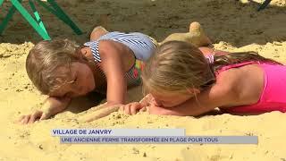 """Vallée de Chevreuse : opération """"Janvry Plage"""""""