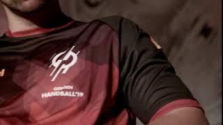 hummel IHF Deutschland Jersey Handball WM 2019 Deutschland