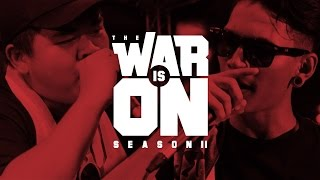Video THE WAR IS ON SS.2 EP.9 - MAIYARAP VS ZO9 | RAP IS NOW download MP3, 3GP, MP4, WEBM, AVI, FLV Mei 2018