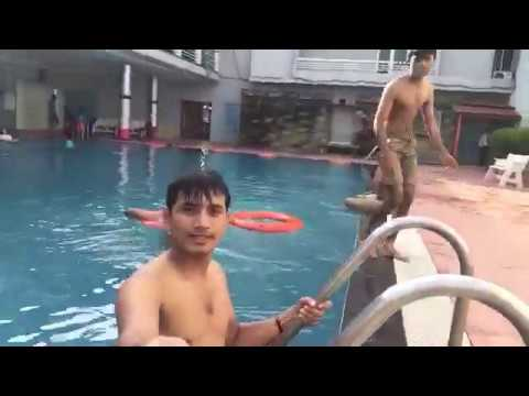 wonderful swimming pool cox's bazaar hotel sea place ||HD||
