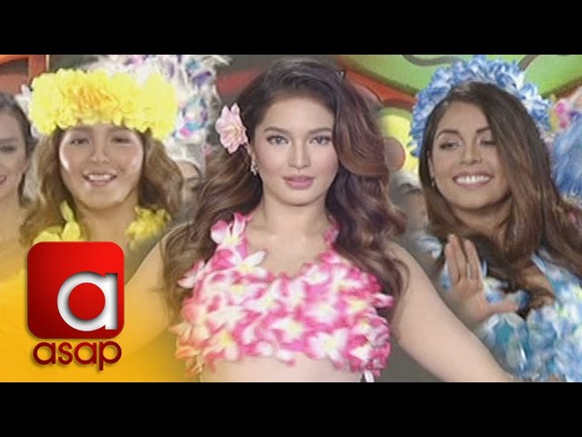 ASAP: Sizzling dance showdown with Sarah Lahbati, Dawn Chang and MJ Lastimosa