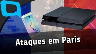 Hoje no TecMundo (16/11/15) -  Vazamento do Galaxy S7, USB da OnePlus e Ronda nas redes sociais