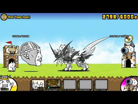 Download The Battle Cats - Can Gao Survive at Facing Danger?