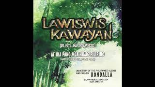 Jota Filipina - Rondalla Arrangement