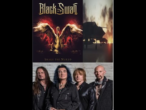 "Black Swan feat. Robin McAuley/Jeff Pilson new video for ""Johnny Came Marching"""