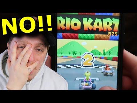 So Mario Kart Tour Is Mobile Nintendo TRASH!