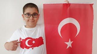 Buğranın 23 Nisan Ulusal Egemenlik ve Çocuk Bayramı Klibi