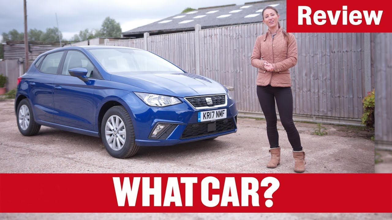 2018 Seat Ibiza Review - is it better than the Ford Fiesta?   What Car? - Dauer: 5 Minuten, 34 Sekunden