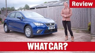 2018 Seat Ibiza review - better than the Ford Fiesta? | What Car?