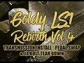 Chevy K20 Rebirth - Vol 4   Trans Install   Pedal swap   14 bolt tear down