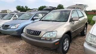 Top9 cars for sale | 2006 Toyota HighLander Limited | 2003 Lexus RX300 & RX330 | 2008 Toyota Prius