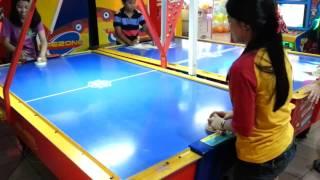 Shagne & Sheryll - Air Hockey Arcade Game