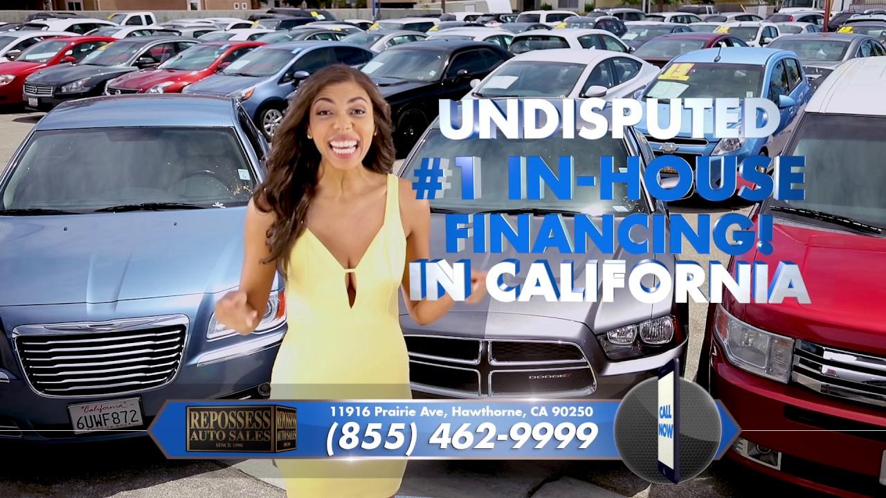 Briana erica repossess auto sales spring 2017 youtube