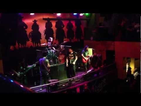Ulan by Cueshe ft. APE (Agarin,Prado,Edjan) LIVE at Cowboy Grill