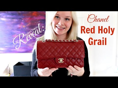 32a91becc1a3 REVEAL: MY 'HOLY GRAIL' CHANEL RED! | Opulent Habits - YouTube