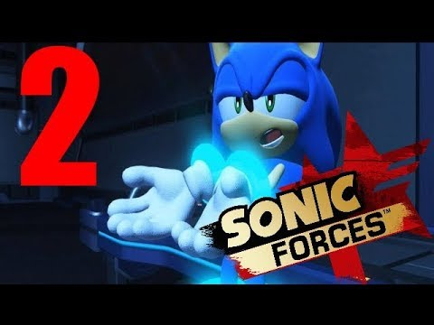 Sonic Forces MY BOY SONIC IS LOCKED UP! Sonic Forces  Part 2 60 FPS