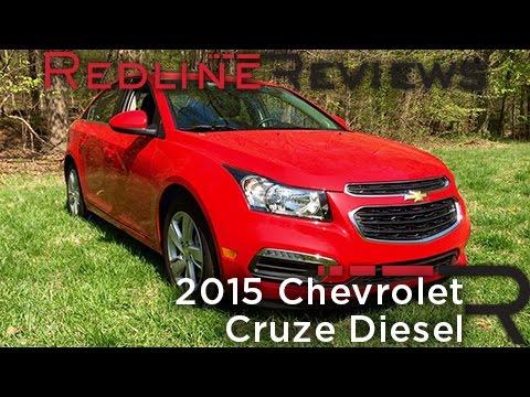 2015 Chevrolet Cruze Diesel – Redline: Review