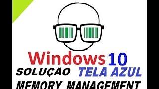 Solução do erro Memory Management -parte2