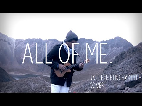All Of Me - John Legend [+FREE TABS] (Fingerstyle ukulele cover by Luis Fascinetto)