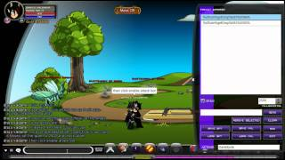 AQW - Dark Mystic - How to make your own Swag Token Bot