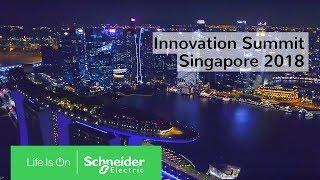 Singapore Innovation Summit Highlights 2018