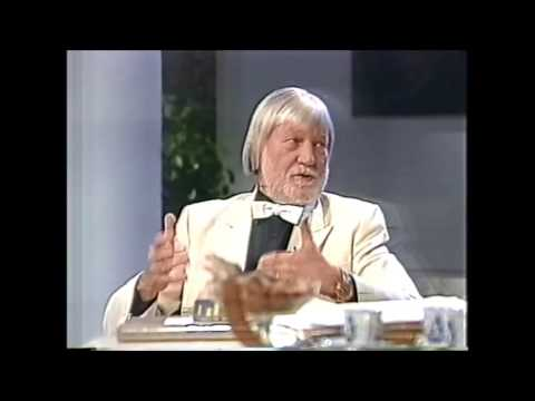 "RAY CONNIFF on ""CLODOVIL ABRE O JOGO"" TV Talk Show - PART 1"
