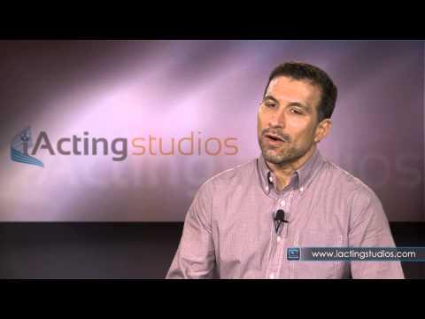 iActing Studios Master Teacher Gary Zuckerbrod
