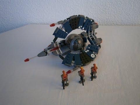 Lego Star Wars 2010 Droid Tri Fighter Myhiton