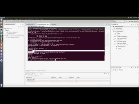 TinyOS Tutorial #3 - Quick overview and Hello World applicat