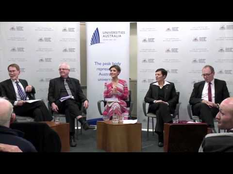 Universities Australia Forum - Universities: national invest