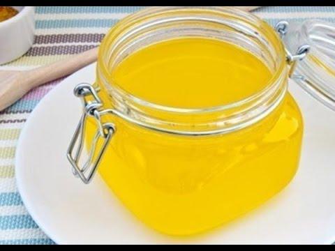 что такое масло ГХИ - видео рецепт домашнего приготовления масла ГХИ