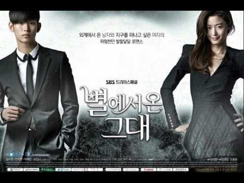20. Various Artists - Space Love 별에서온그대 OST 來自星星的你背景音樂