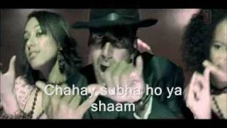 Bhool Bhulaiya-Tera naam tera naam Full Song with Lyrics